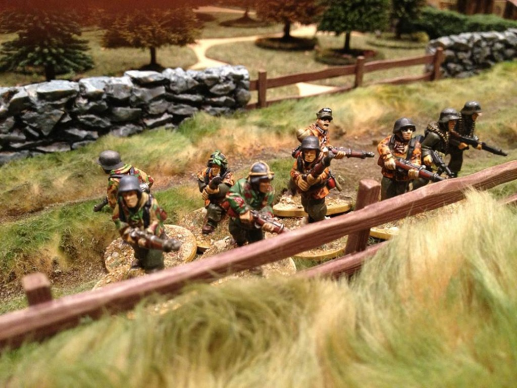 panzer-grenadiers