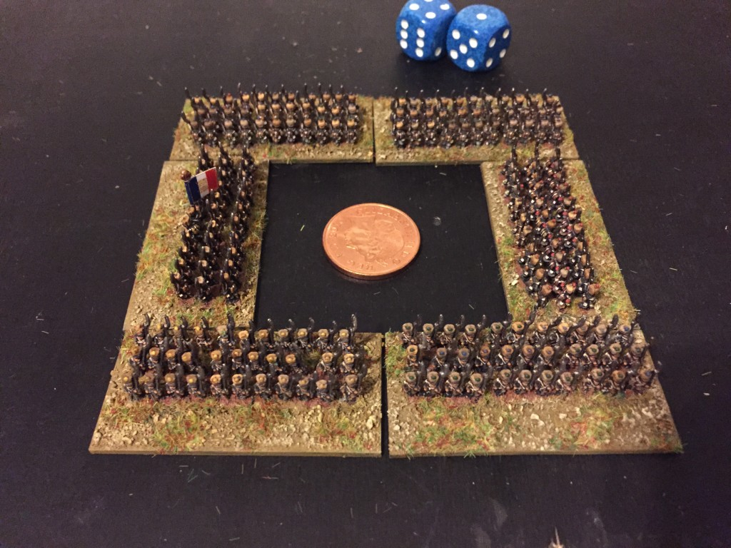 6mm French in Square