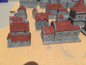 Terracotta Roofs